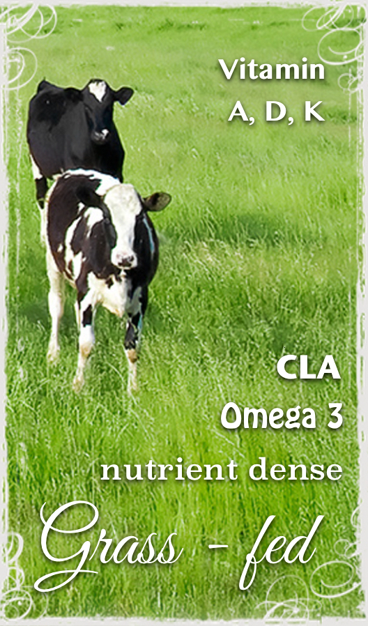 nutrient dense raw milk