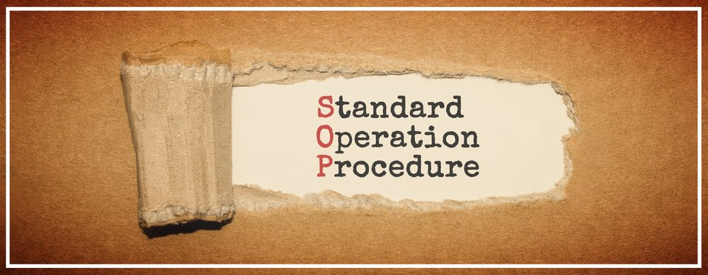 Standard Operating Procedure raw milk