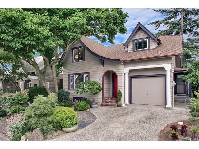 *2443 Lorentz Place N, Seattle   $1,300,000