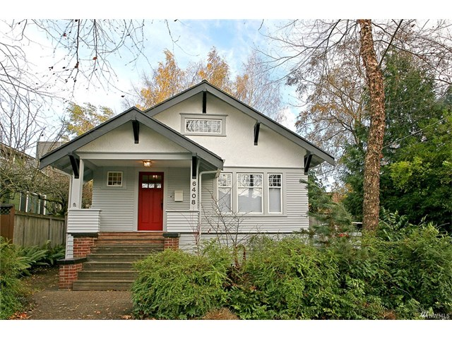 *6408 17th Ave NW, Seattle   $728,000