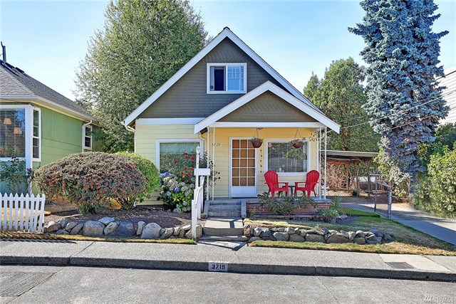 **3719 20th Ave SW, Seattle   $520,000