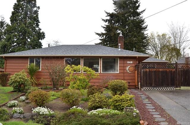 **848 SW 127th St, Seattle   $420,000