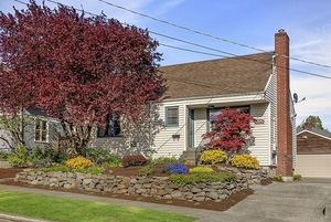 6734 17th Avenue NW, Seattle   $740,000