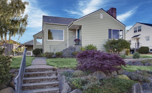7543 30th Avenue NW, Seattle   $677,500