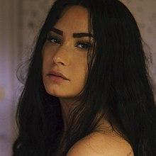 Demi Lovato-Sober_(Official_Single_Cover)_by_Demi_Lovato.jpg