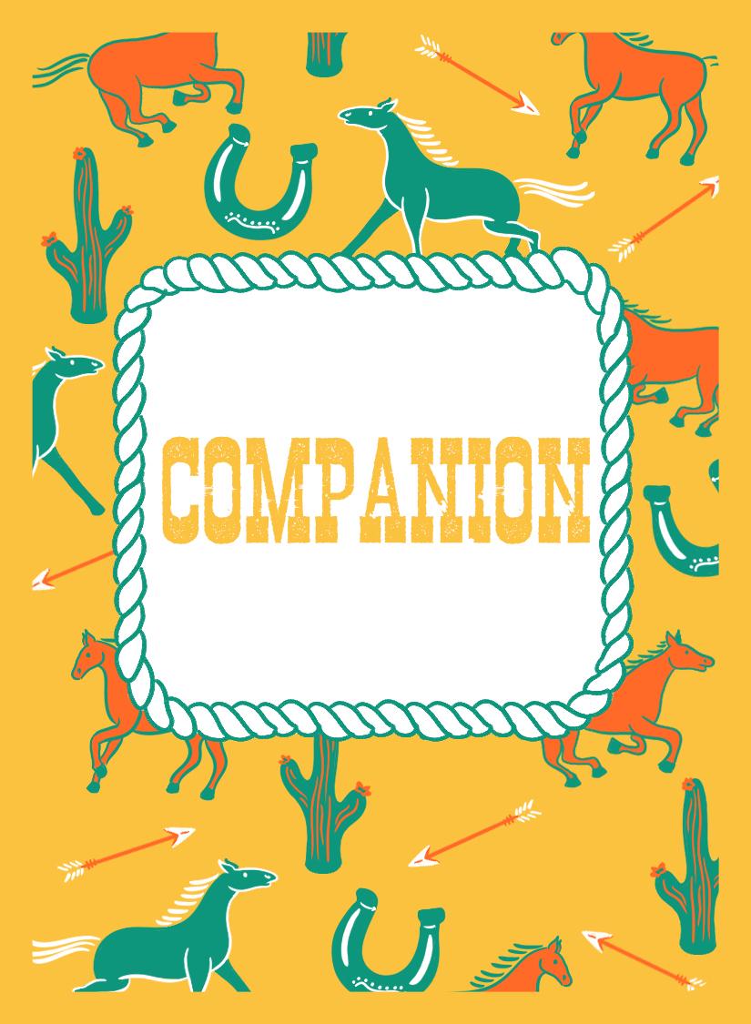 Companion Card Back