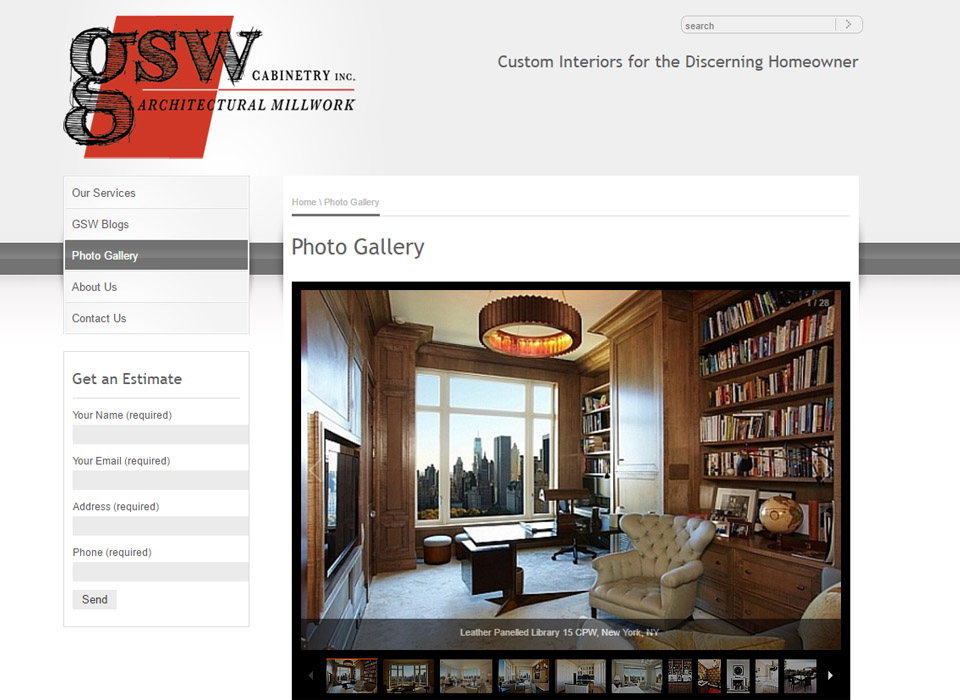 GSW Cabinetry