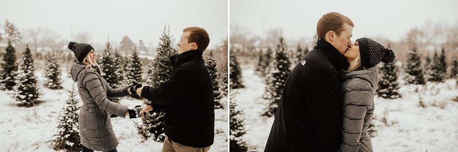 Hailey & Dan Hansens Tree Farm Engagement Session in Anoka, MN_0096.jpg