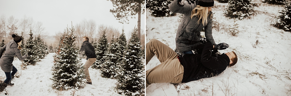 Hailey & Dan Hansens Tree Farm Engagement Session in Anoka, MN_0097.jpg