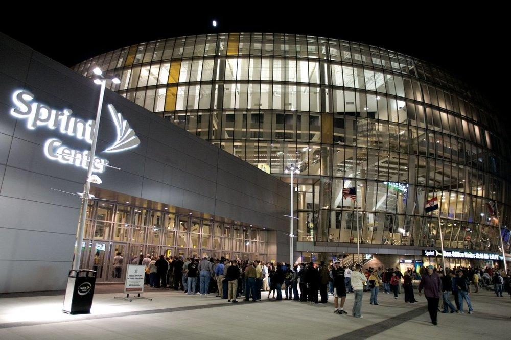 Sprint Center Kansas City