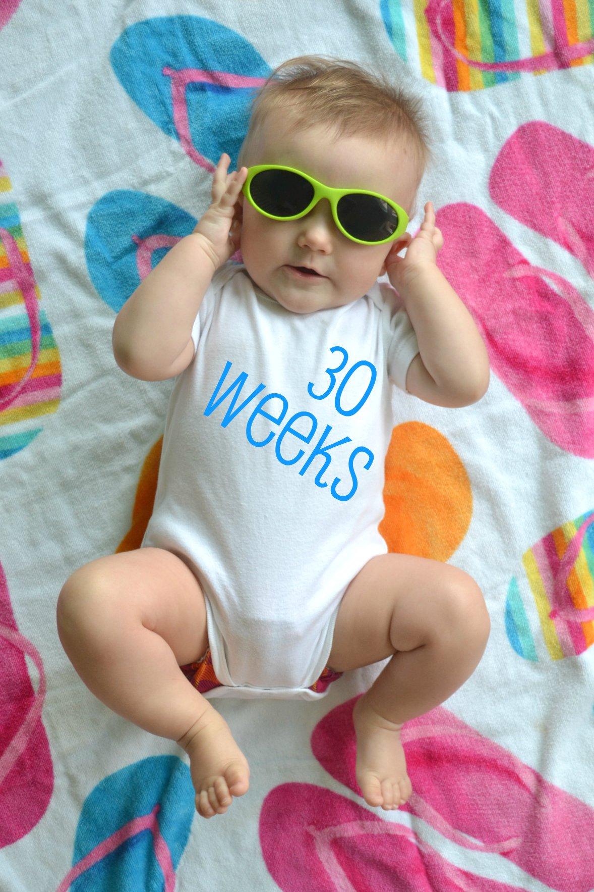 onesie 30 weeks