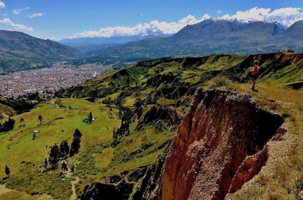 tRAVEL INFORMATION - Peru and Huaraz