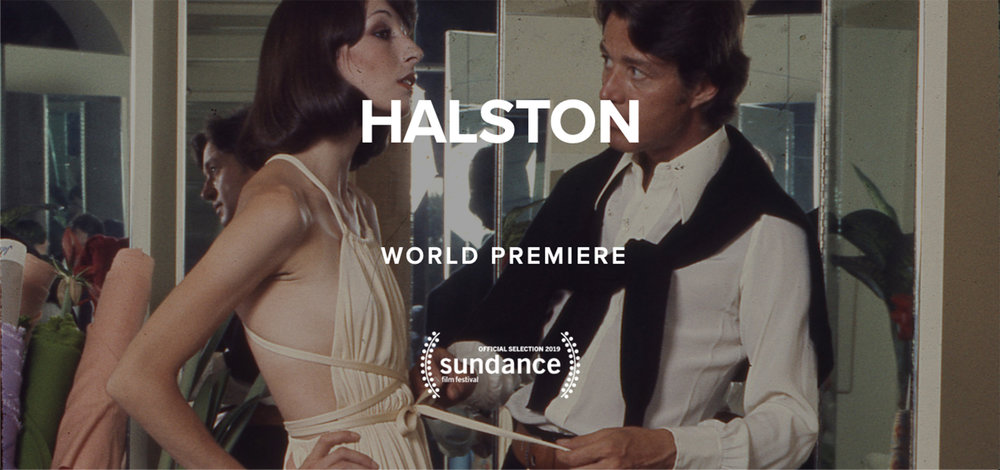 HALSTON - DIRECTOR FREDERIC TCHENG