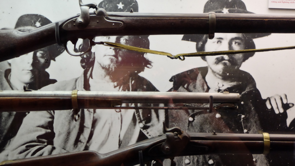 Guns of the Confederacy