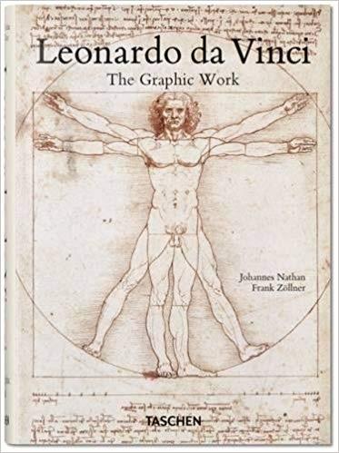 Leonardo Da Vinci The Graphic Work Taschen