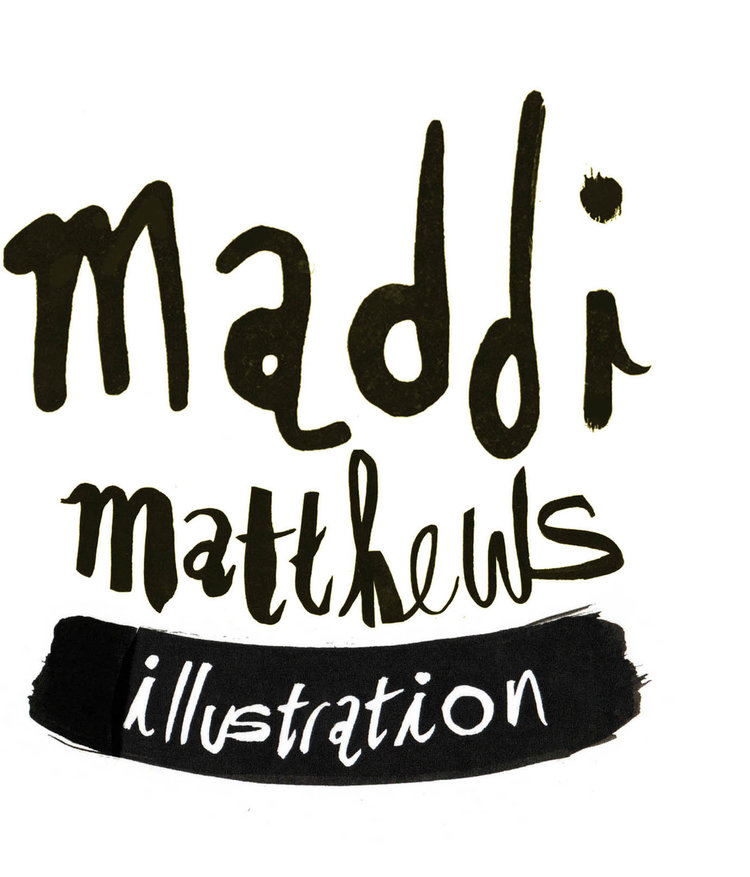 Maddi Matthews Illustration