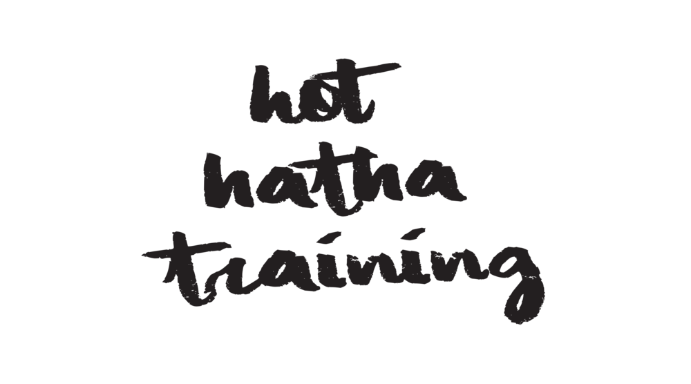 hot hatha training