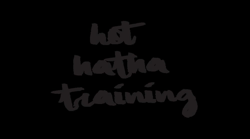hot hatha training
