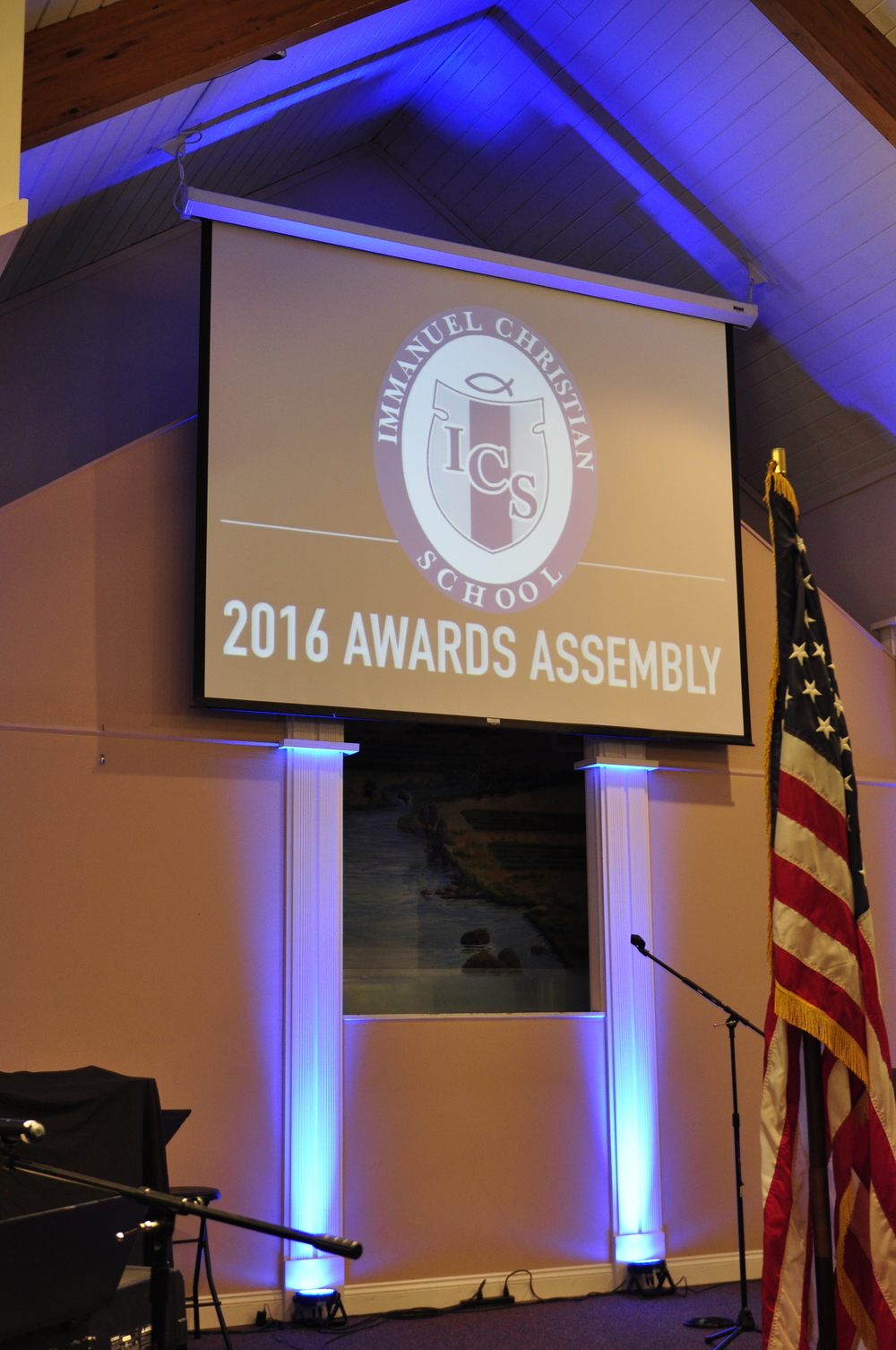 Awards Assembly 2016