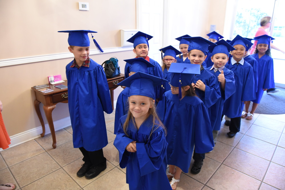 K5 Graduation 2016