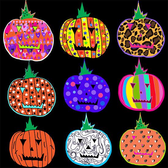 Pumpkin Garden - Joanne Fenlon - Spooky Showcase.jpg