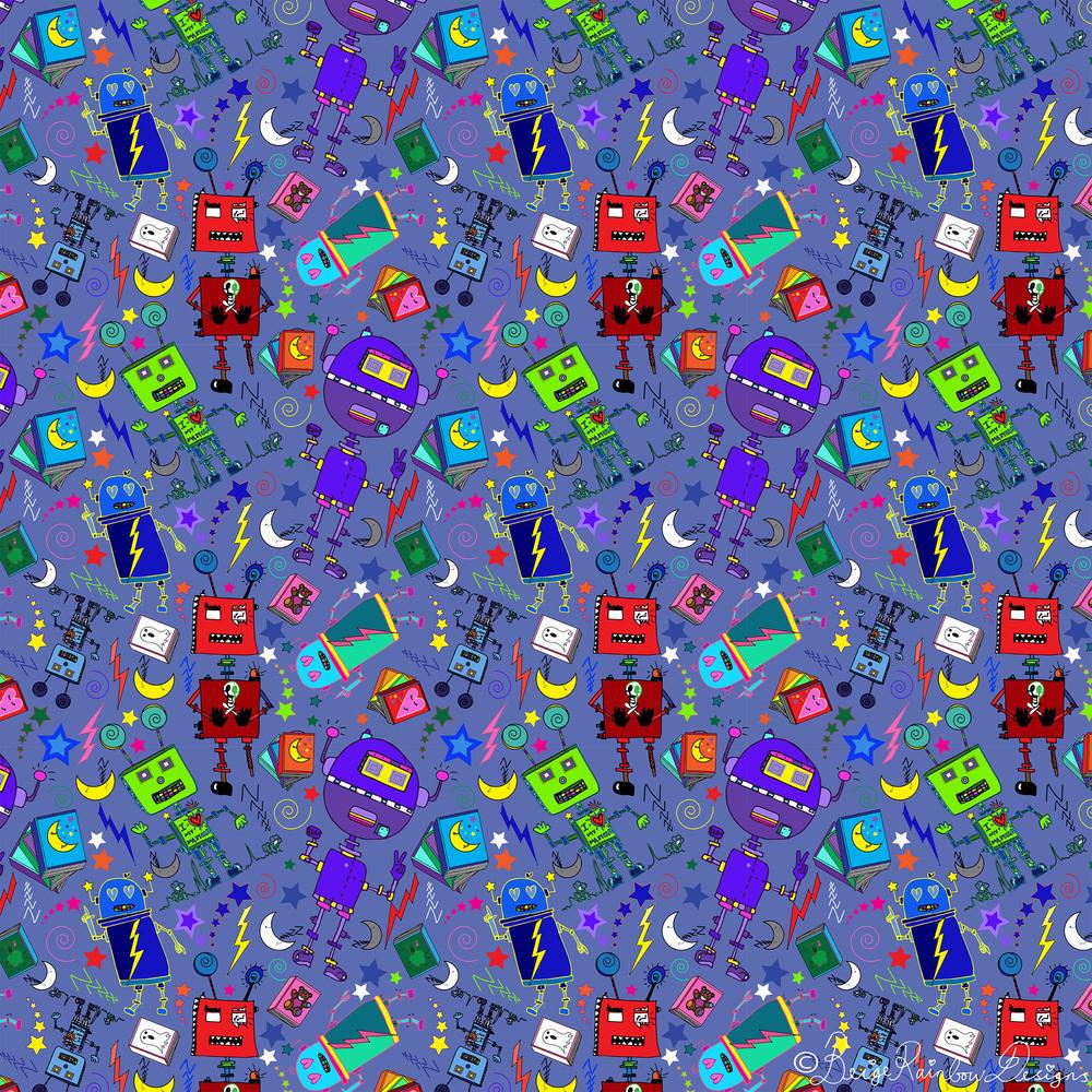 Bedtime 'Bots