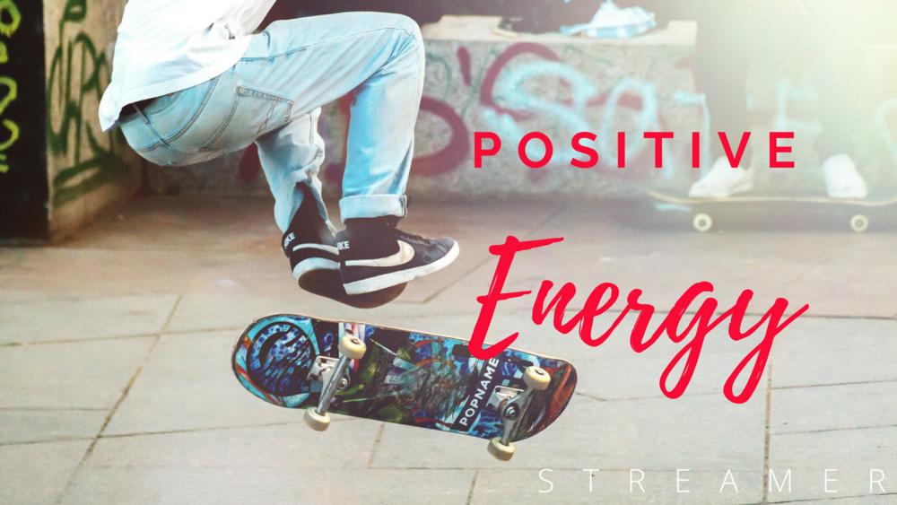 Positive Energy - Get excited and lift spirits high!