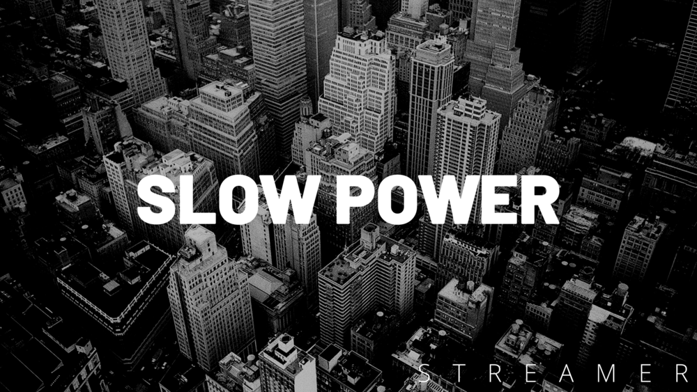 Slow Power - Big, cinematic beats with gravitas.