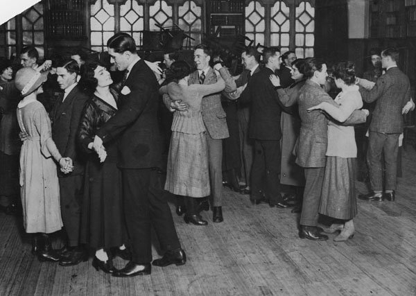 LSE Lunch Dance, 1929