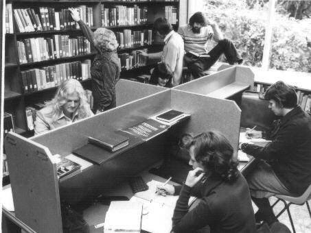 Library, 1970s