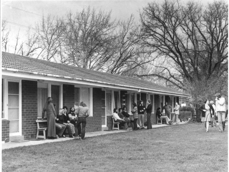 Glen Iris residences, 1970