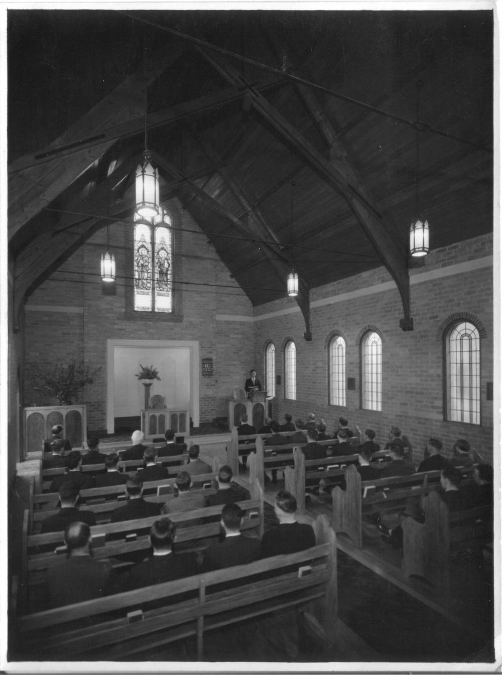 Chapel, 1950s