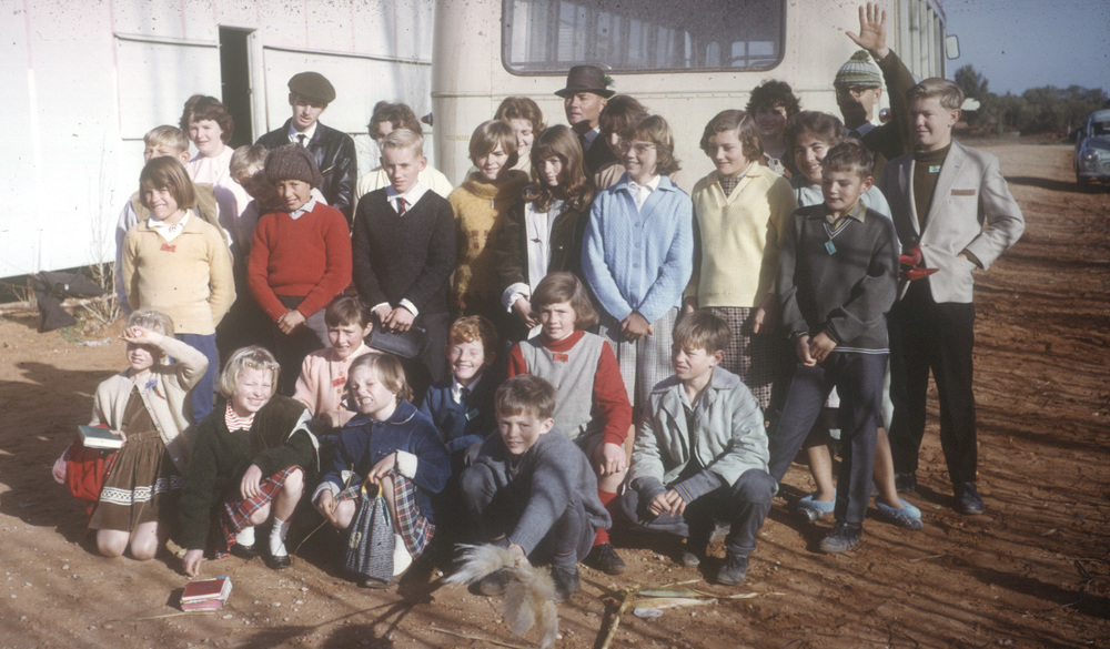 Mildura Church of Christ Camp, 1965