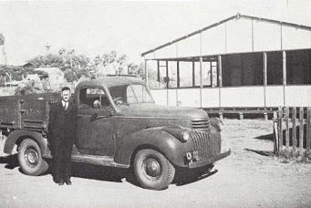 Mr. D. Hammer, Carnarvon Mission WA, 1945