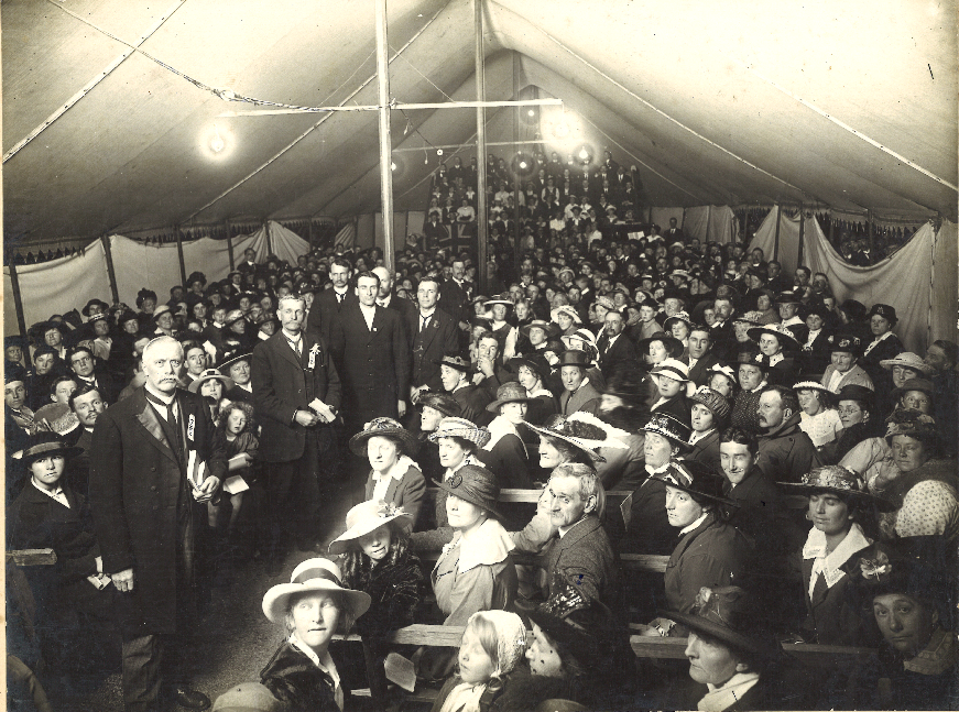 Glenferrie Tent Mission, c. 1930s