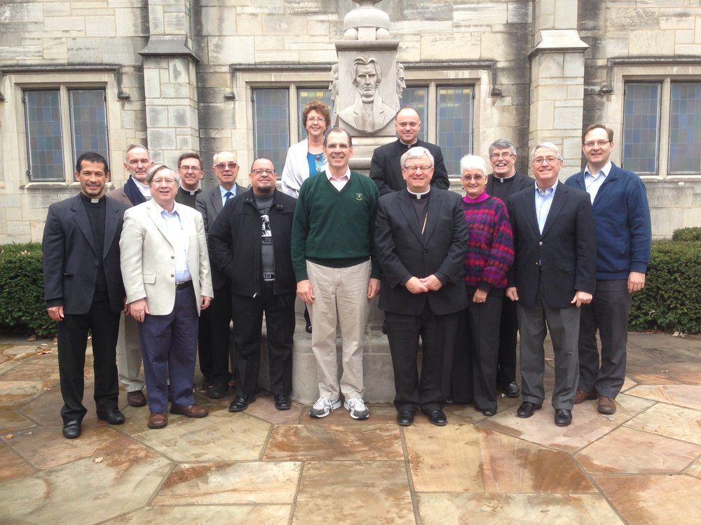Disciples of Christ-Roman Catholic dialogue group, 2016
