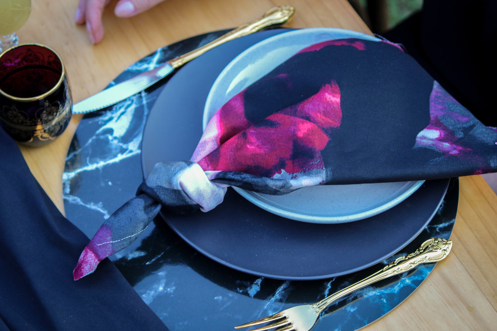 Table Setting for 8 $15.00 each