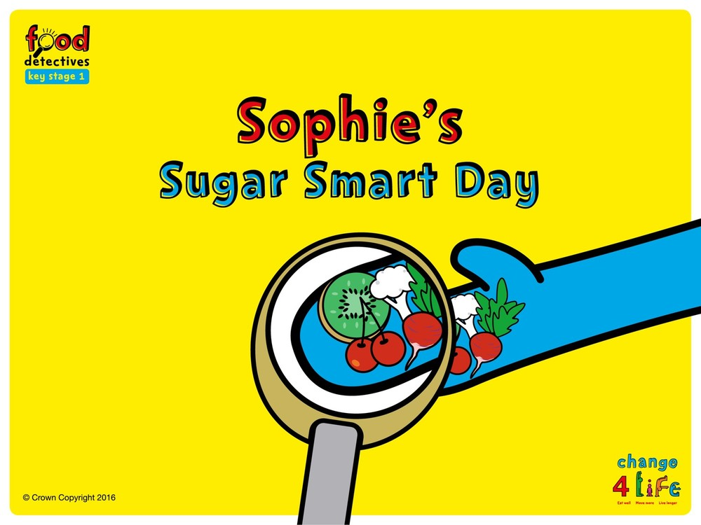 C4L - Sophia's Sugar Smart Day- Powerpoint Part 1