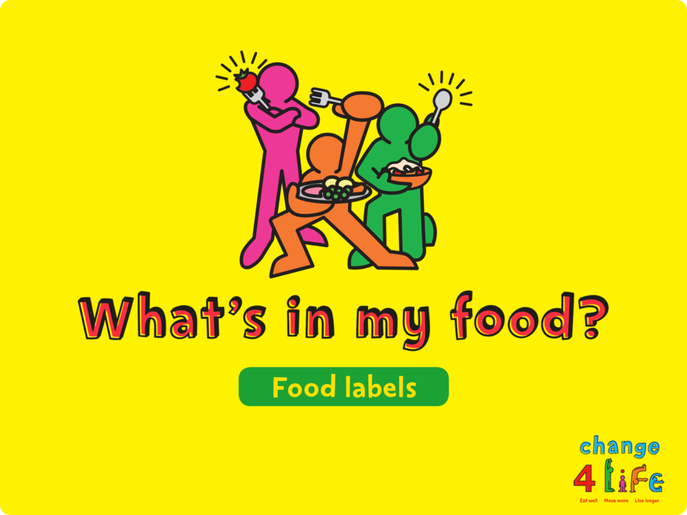 C4L - Our Healthy Year- Yr6 Presentation-Food Labels