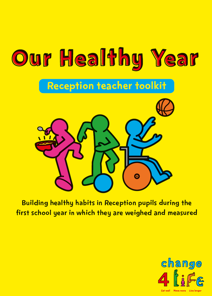 C4L - Our Healthy Year - Reception Teacher Toolkit