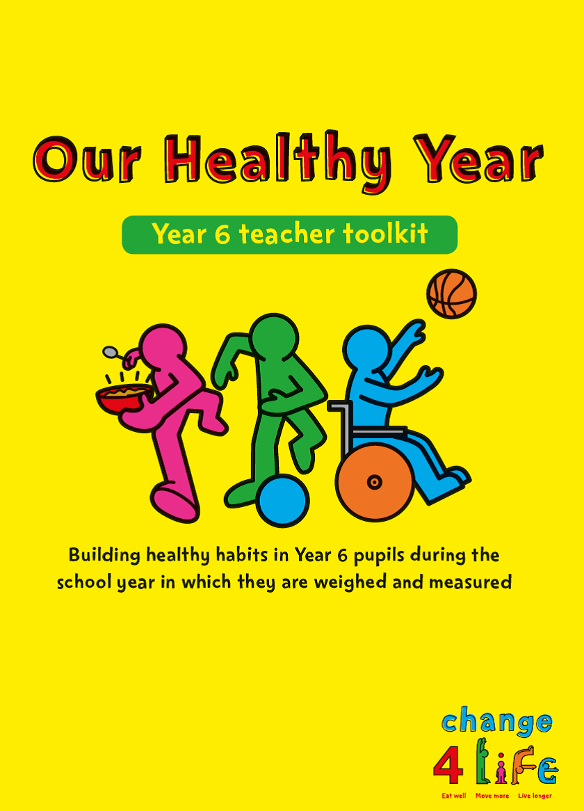 C4L- Our Healthy Year- Yr 6 Teacher Toolkit
