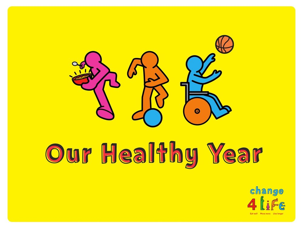 C4L - Our Healthy Year - Reception Presentation