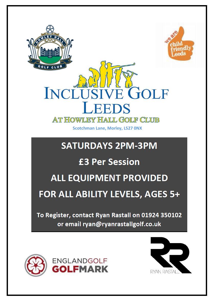 Inclusive Golf