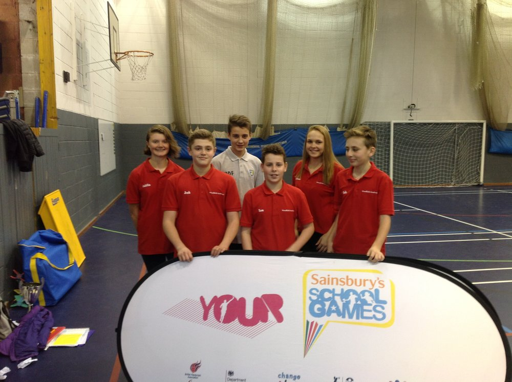 Woodkirk Academy Sports Leaders