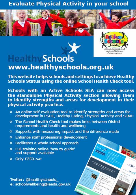 Healthy Schools Offer