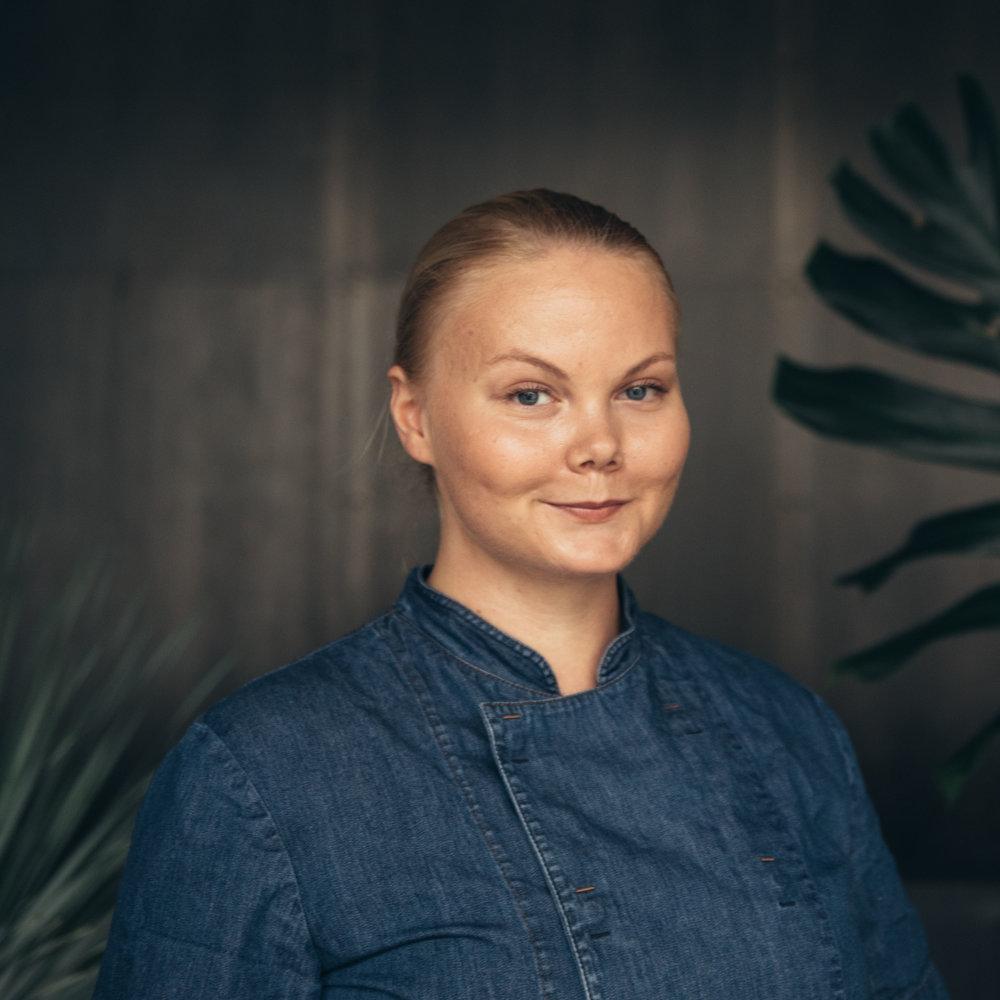 Anna Rosentröm   Chef   anna@grape.no