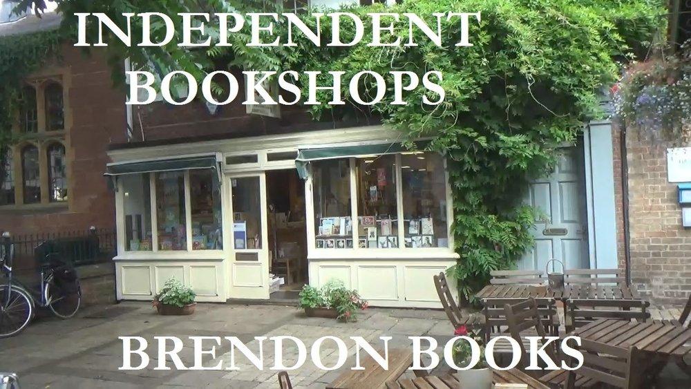 Brendon Books in Taunton