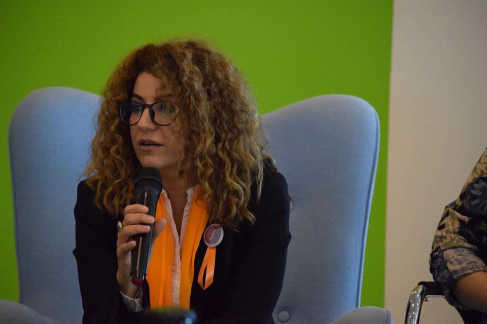 Ava Nadir, Head of Marketing, Communication & PR, Zain Iraq