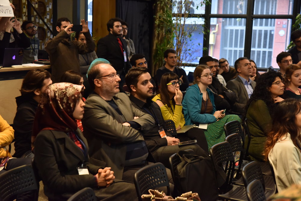 SPEAKER SESSIONS - Each month, we curate talks from leading technologists and entrepreneurs in Iraq and Turkey.