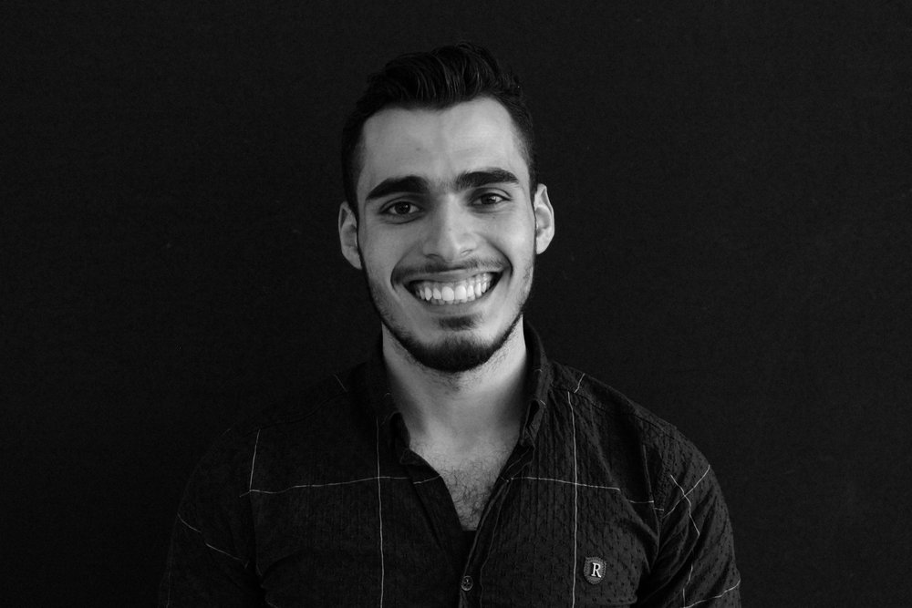 """MEET ALI - Ali works as an Android developer at EarthLink Telecom, the largest internet service provider in Iraq. Ali loves to code and has always dreamed of working as an Android developer. He said that Re:Coded's bootcamp gave him the foundation and confidence he needed to finally launch his career as a developer. """"I learnt new things about Android development and how to do things using best practices."""""""